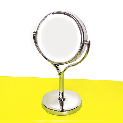 LED light stand mirror - MIRROR 1