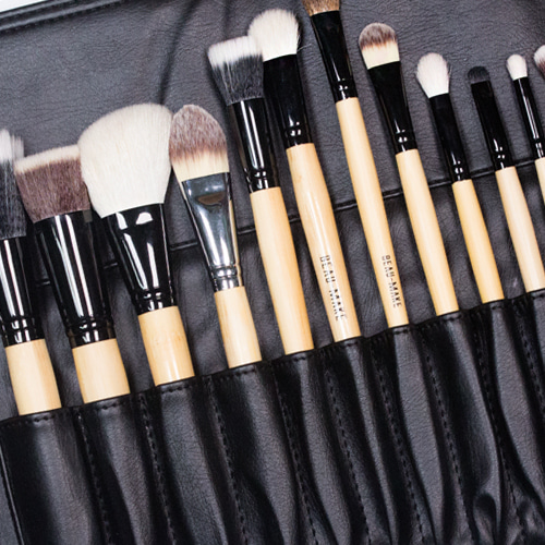 Compact Handy Brush Set(14pcs)