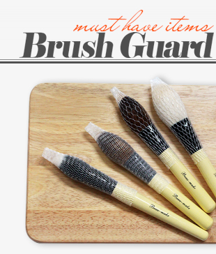 BEAU-MAKEBrush Guard(15pcs)