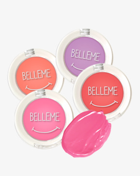 Shy Smile Blusher  non-pearl (3colors)