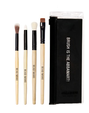 Mini Brush Set (4pcs)